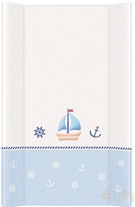 Usztywniany przewijak na łóżeczko Ceba Baby 70x50, kupiony na Allegrou sprzedawcy hurtowniaares_pl za 35,50 zł