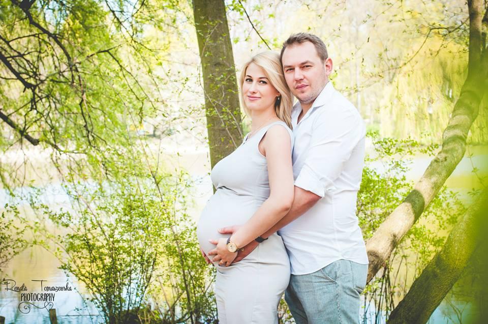 31 tydzień ciąży (i pierwsze zdjęcie z sesji ciążowej!)