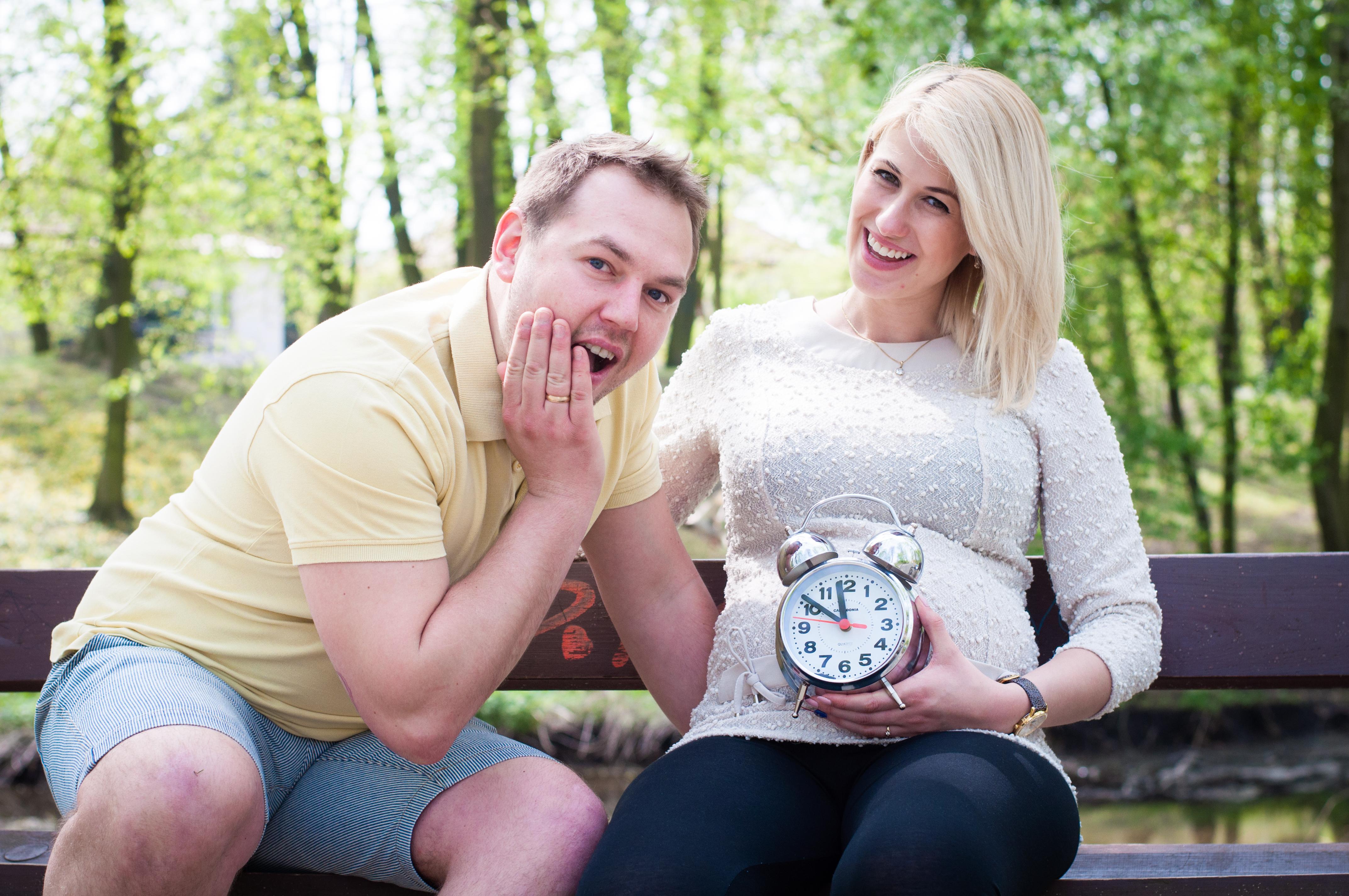 34 tydzień ciąży i pełna mobilizacja