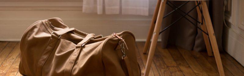 Jak się dobrze spakować do porodu? Chodź, pokażę Ci moje bagaże.