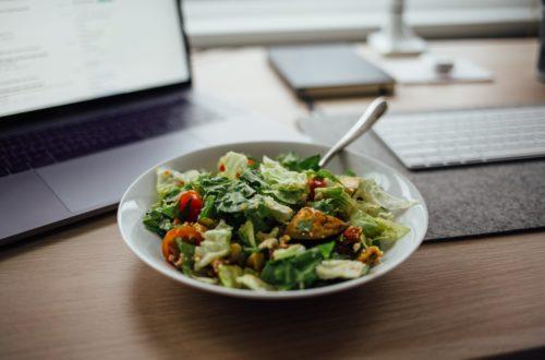 zdrowe odżywianie w pracy