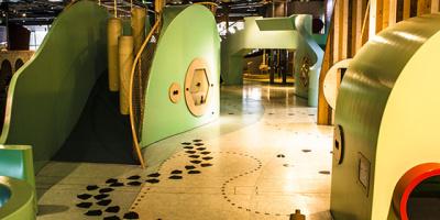 Centrum Nauki Kopernik: Czy warto iść z 2-latkiem? [ZOBACZ ZDJĘCIA!]
