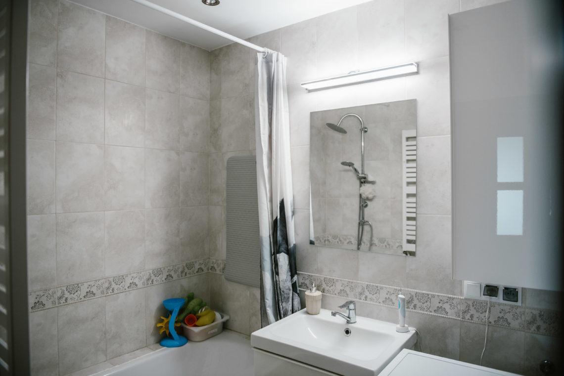 Metamorfoza Naszej łazienki Blog Lifestylowo Parentingowy