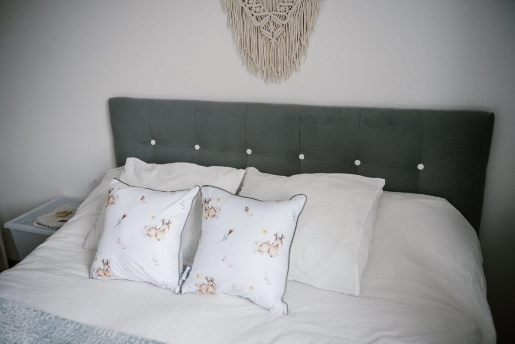 Metamorfoza Naszej Sypialni I Kącik Dla Niemowlaka Blog