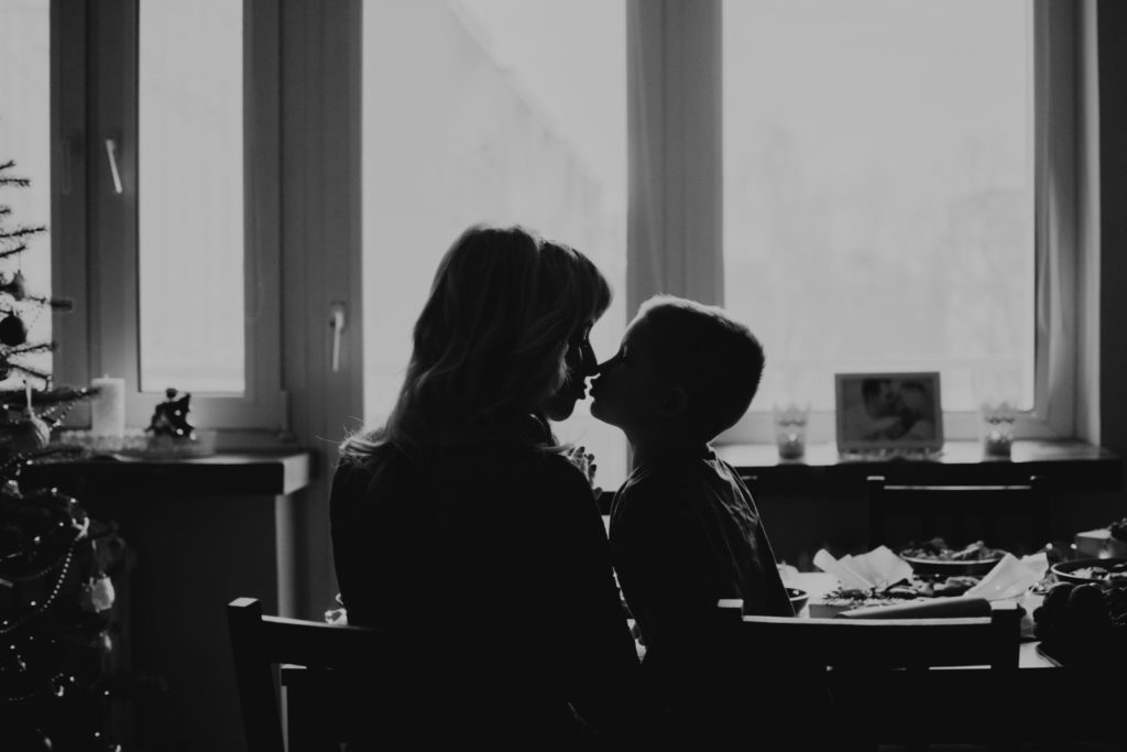 mama i syn