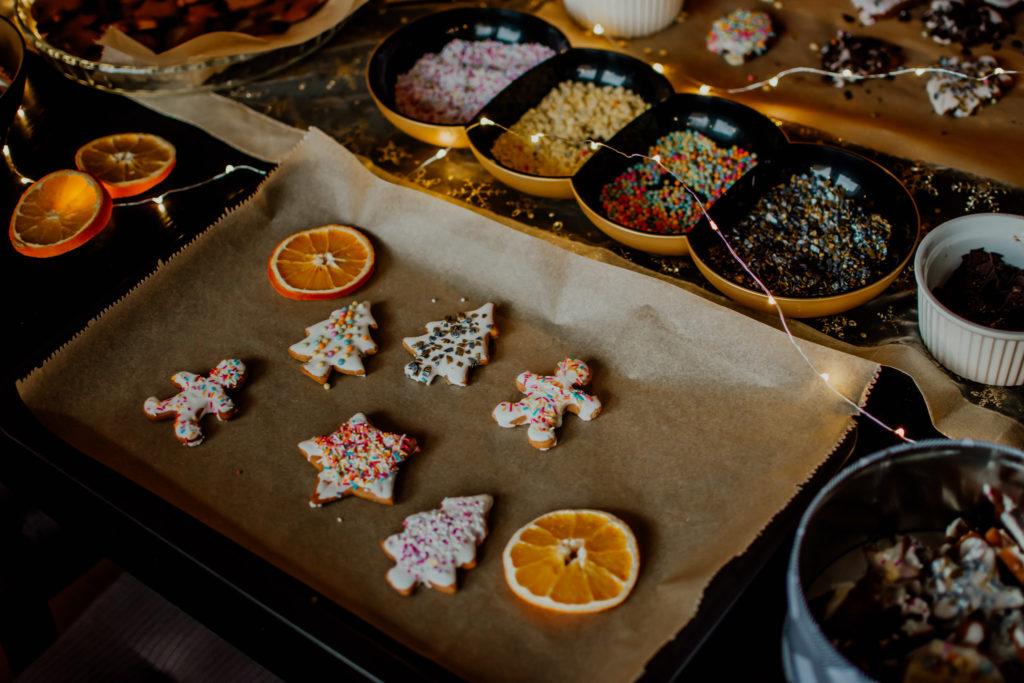 dekorowanie pierniczków