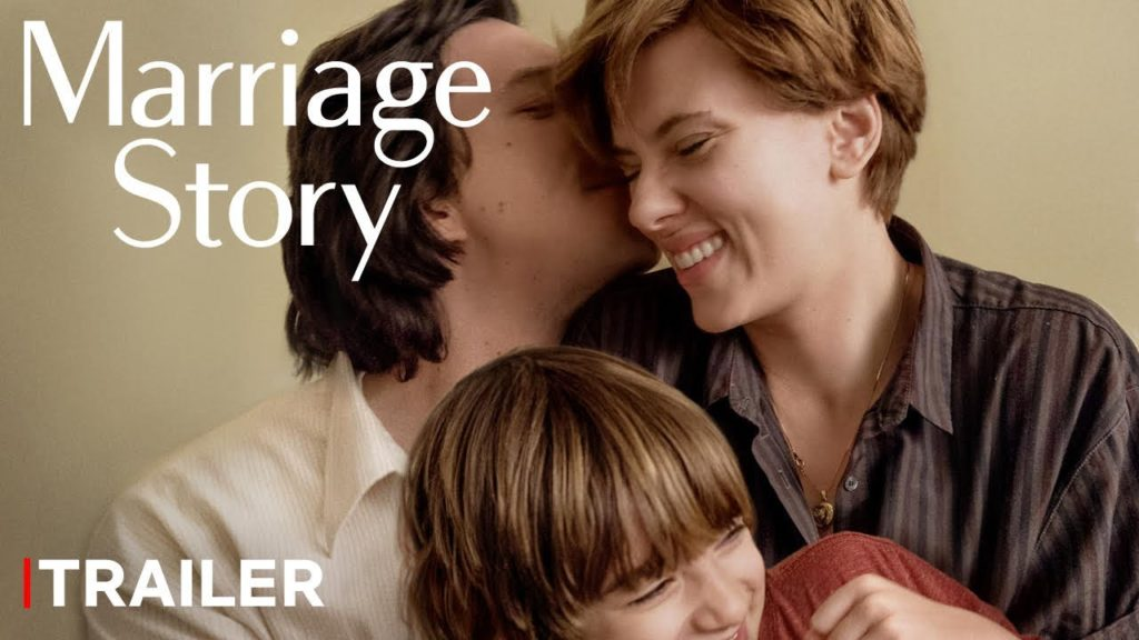 Marriage Story Official Trailer Netflix