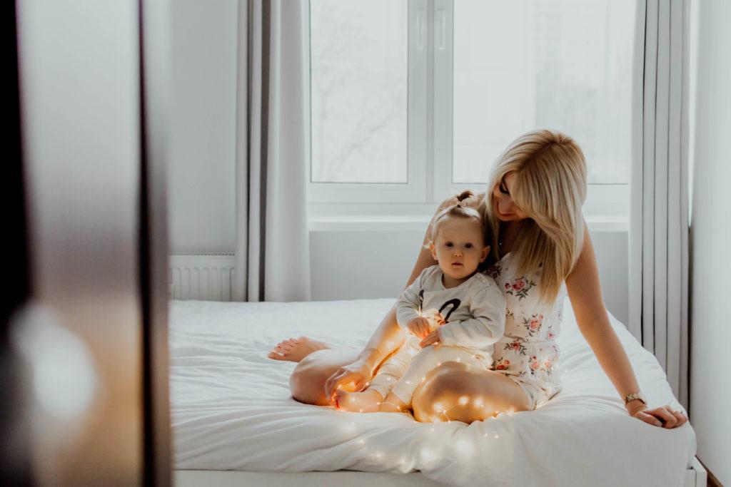 mama i córka blog